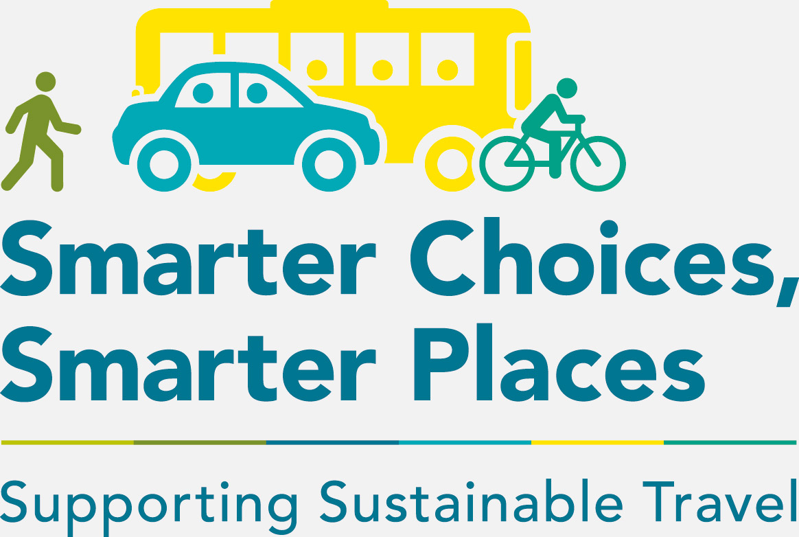 Smarter Choices, Smarter Places Open Fund logo